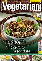 Copertina Vegetariani in Cucina n.58
