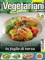 Copertina Vegetariani in Cucina n.59