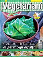 Copertina Vegetariani in Cucina n.66