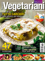 Vegetariani in Cucina n.70