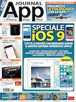 Copertina App Journal n.54