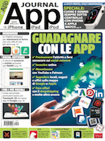 Copertina App Journal n.69