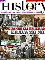 Copertina BBC History n.33