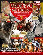 Copertina Medioevo Misterioso Anthology n.2