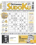 Copertina Settimana Sudoku n.630