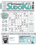 Copertina Settimana Sudoku n.631