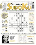 Copertina Settimana Sudoku n.635
