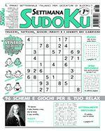 Copertina Settimana Sudoku n.636