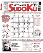 Copertina Settimana Sudoku n.637