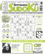 Copertina Settimana Sudoku n.638