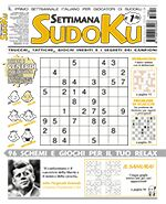 Copertina Settimana Sudoku n.640