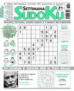 Copertina Settimana Sudoku n.641