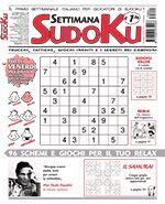 Copertina Settimana Sudoku n.642