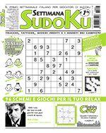 Copertina Settimana Sudoku n.643
