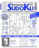 Copertina Settimana Sudoku n.647