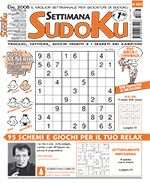 Copertina Settimana Sudoku n.663