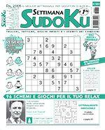 Copertina Settimana Sudoku n.664