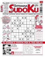 Copertina Settimana Sudoku n.665