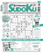 Copertina Settimana Sudoku n.669