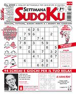 Copertina Settimana Sudoku n.670