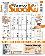 Copertina Settimana Sudoku n.678