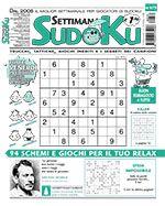 Copertina Settimana Sudoku n.679