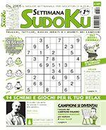 Copertina Settimana Sudoku n.681
