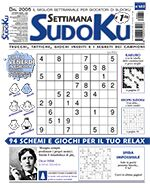 Copertina Settimana Sudoku n.682