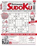 Copertina Settimana Sudoku n.693