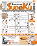 Copertina Settimana Sudoku n.706