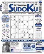 Copertina Settimana Sudoku n.710