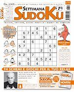 Copertina Settimana Sudoku n.711