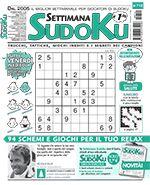 Copertina Settimana Sudoku n.712