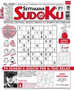 Copertina Settimana Sudoku n.713
