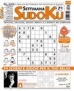 Copertina Settimana Sudoku n.721