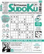 Copertina Settimana Sudoku n.722