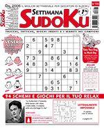 Copertina Settimana Sudoku n.723