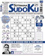 Copertina Settimana Sudoku n.725