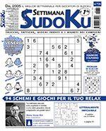 Copertina Settimana Sudoku n.735