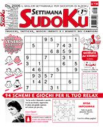 Copertina Settimana Sudoku n.738