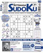Copertina Settimana Sudoku n.740