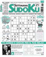Copertina Settimana Sudoku n.742