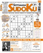 Copertina Settimana Sudoku n.746
