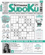 Copertina Settimana Sudoku n.747