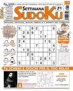 Copertina Settimana Sudoku n.751