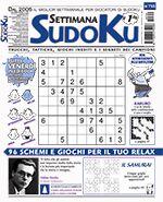 Copertina Settimana Sudoku n.755