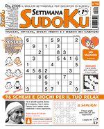 Copertina Settimana Sudoku n.756