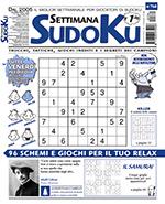 Copertina Settimana Sudoku n.760