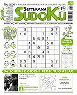 Copertina Settimana Sudoku n.764