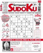 Copertina Settimana Sudoku n.783